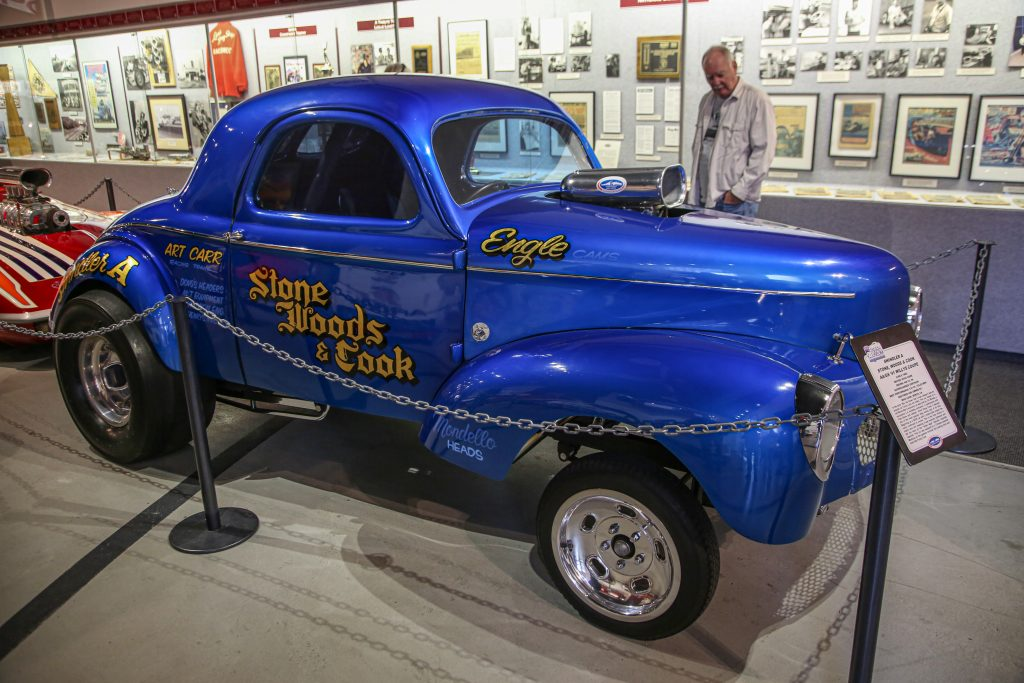 Stone Woods Cook Willys Gasser