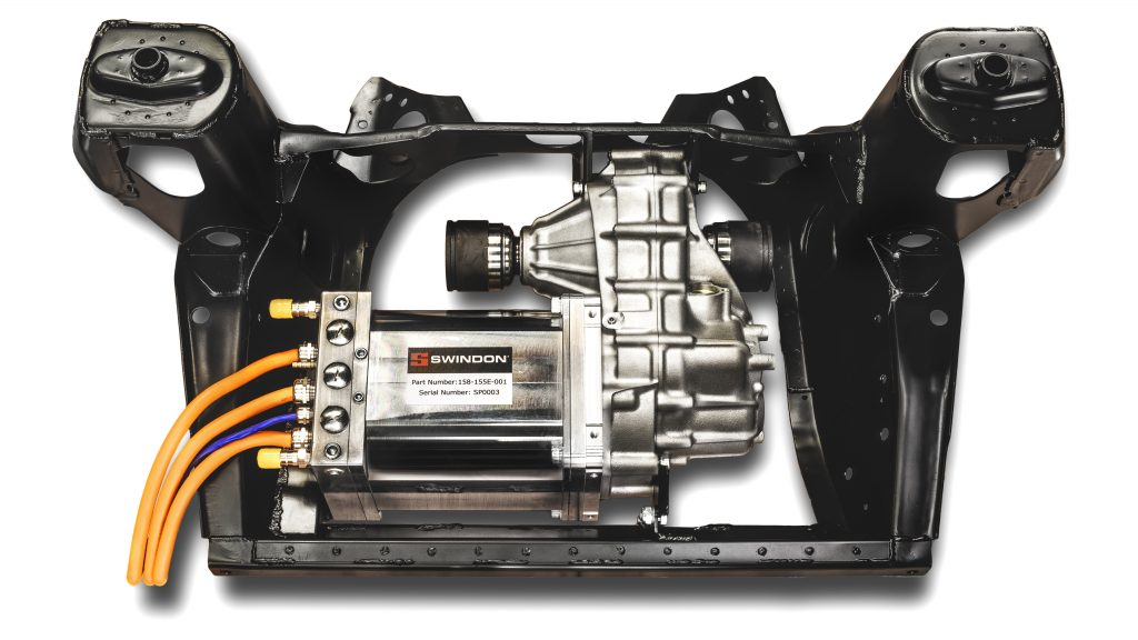 Swindon Powertrain kit subframe and powertrain