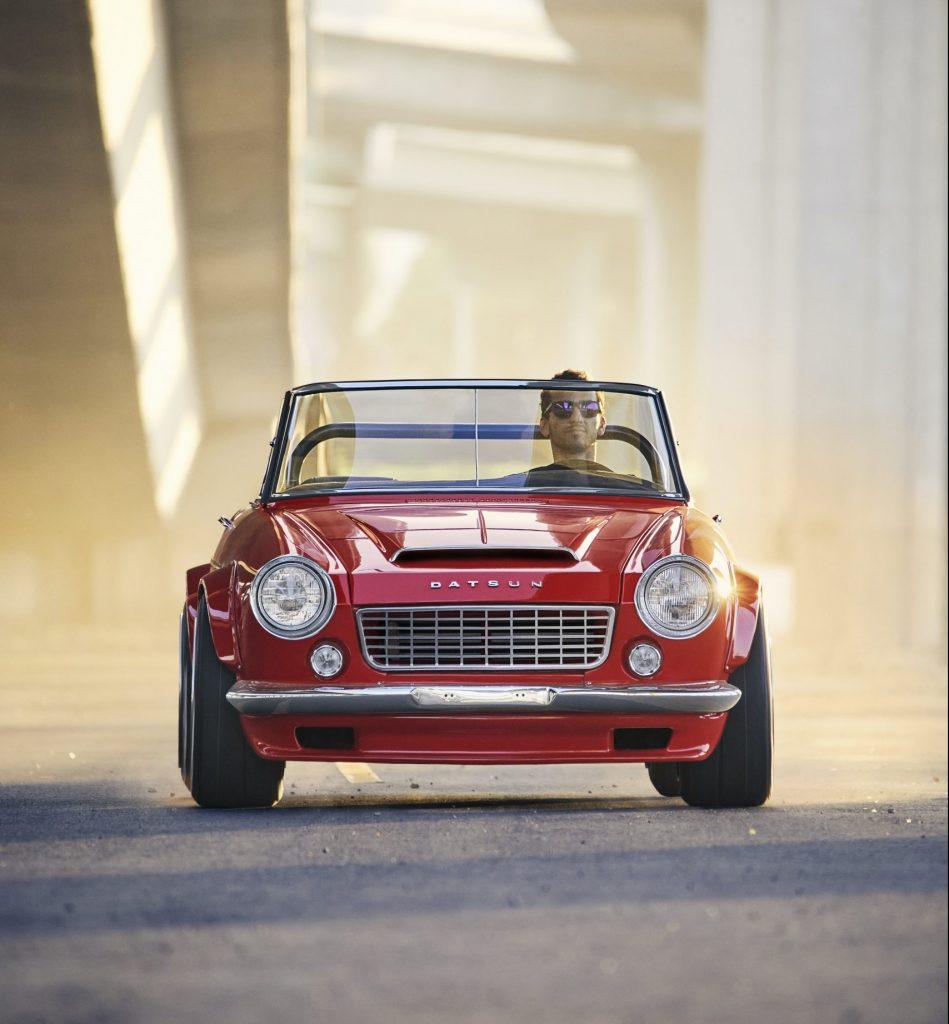 Purpose Built Motors 1966 Datsun front