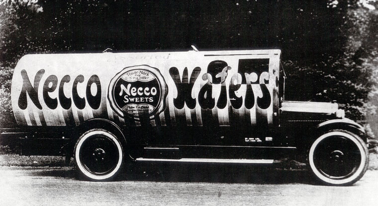 1923 NECCO truck