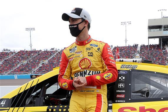 Joey Logano NASCAR