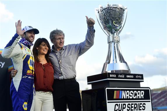 Chase and Bill Elliott NASCAR