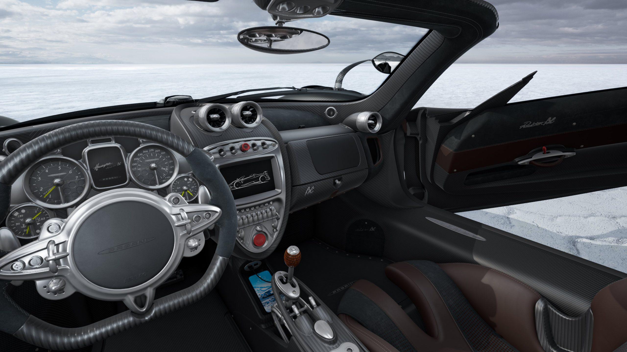 Pagani Huayra BC configurator 7