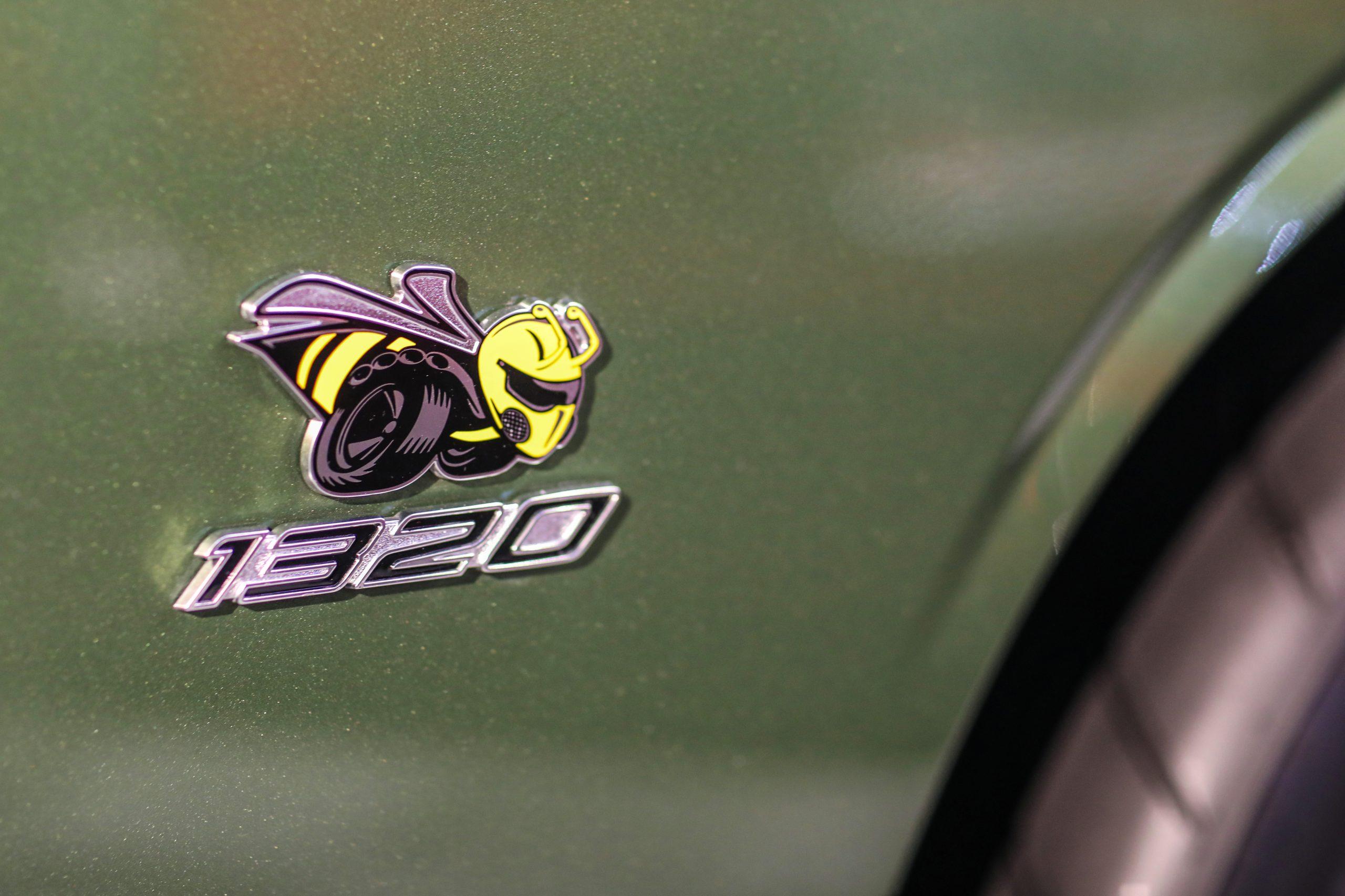 Challenger 1320 Rumblebee