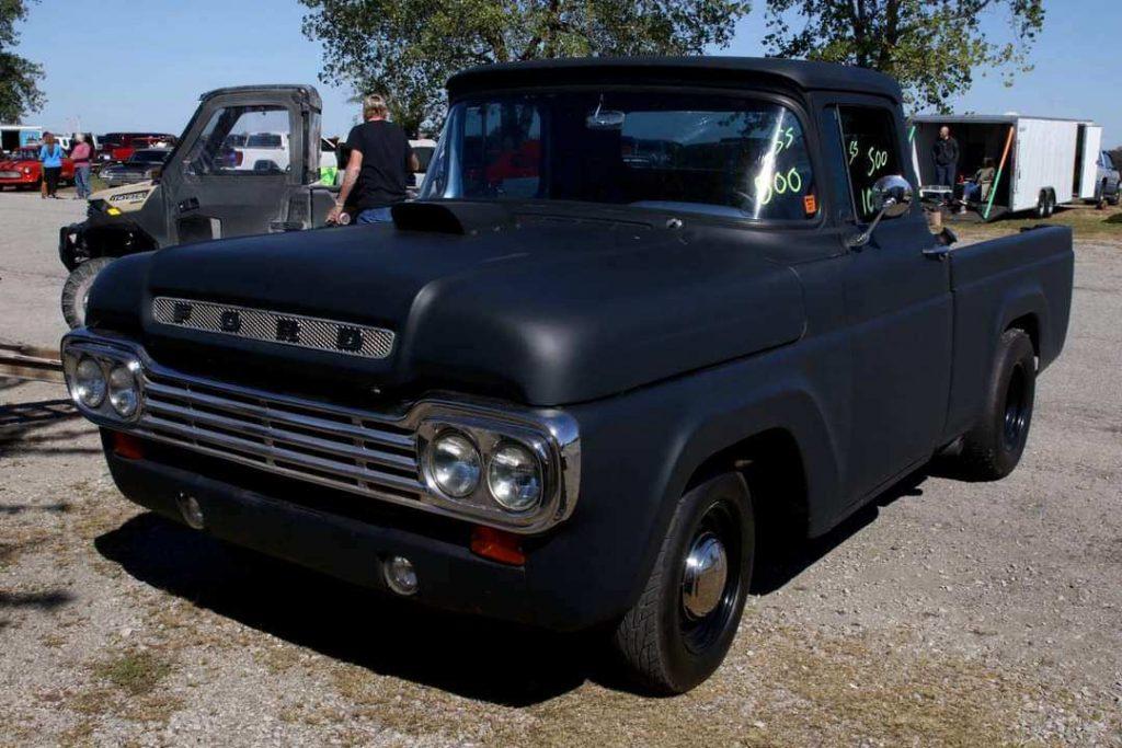 1959 Ford F100 street rod