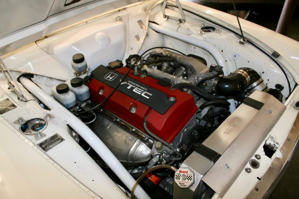 1965 Ford Cortina S2000 swap