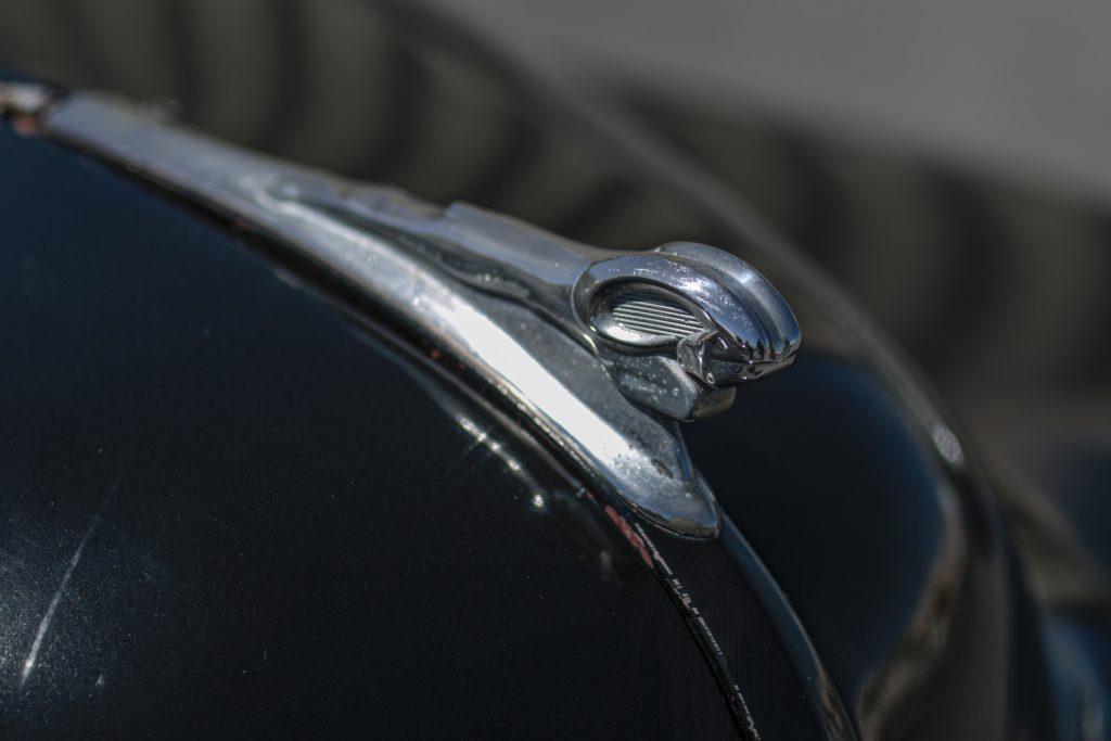 1946 Dodge Ram hood ornament