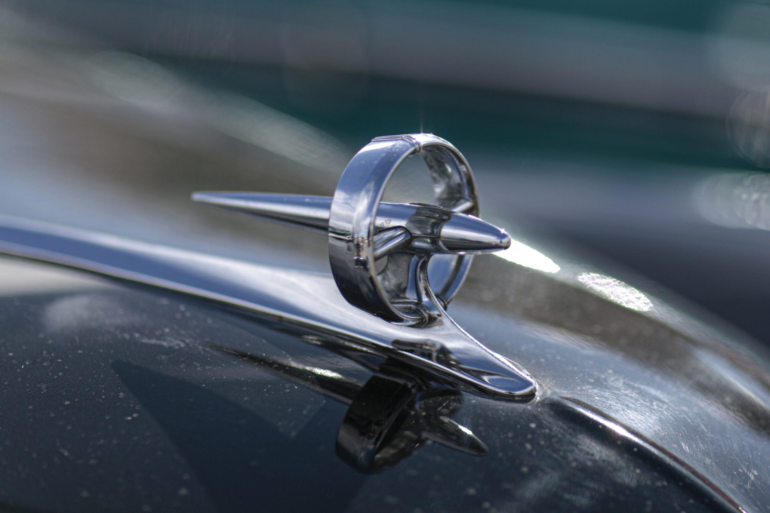 1948 Buick Hood Ornament