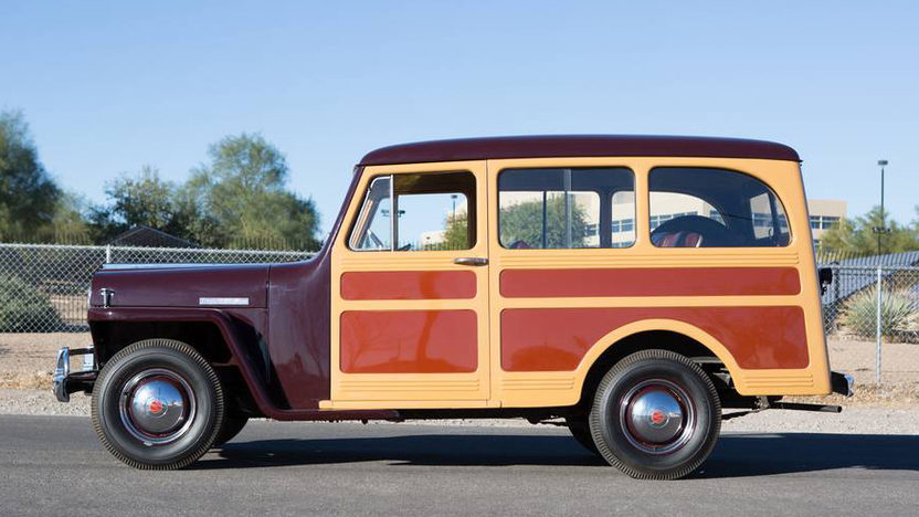1949 Willy Wagon Mecum