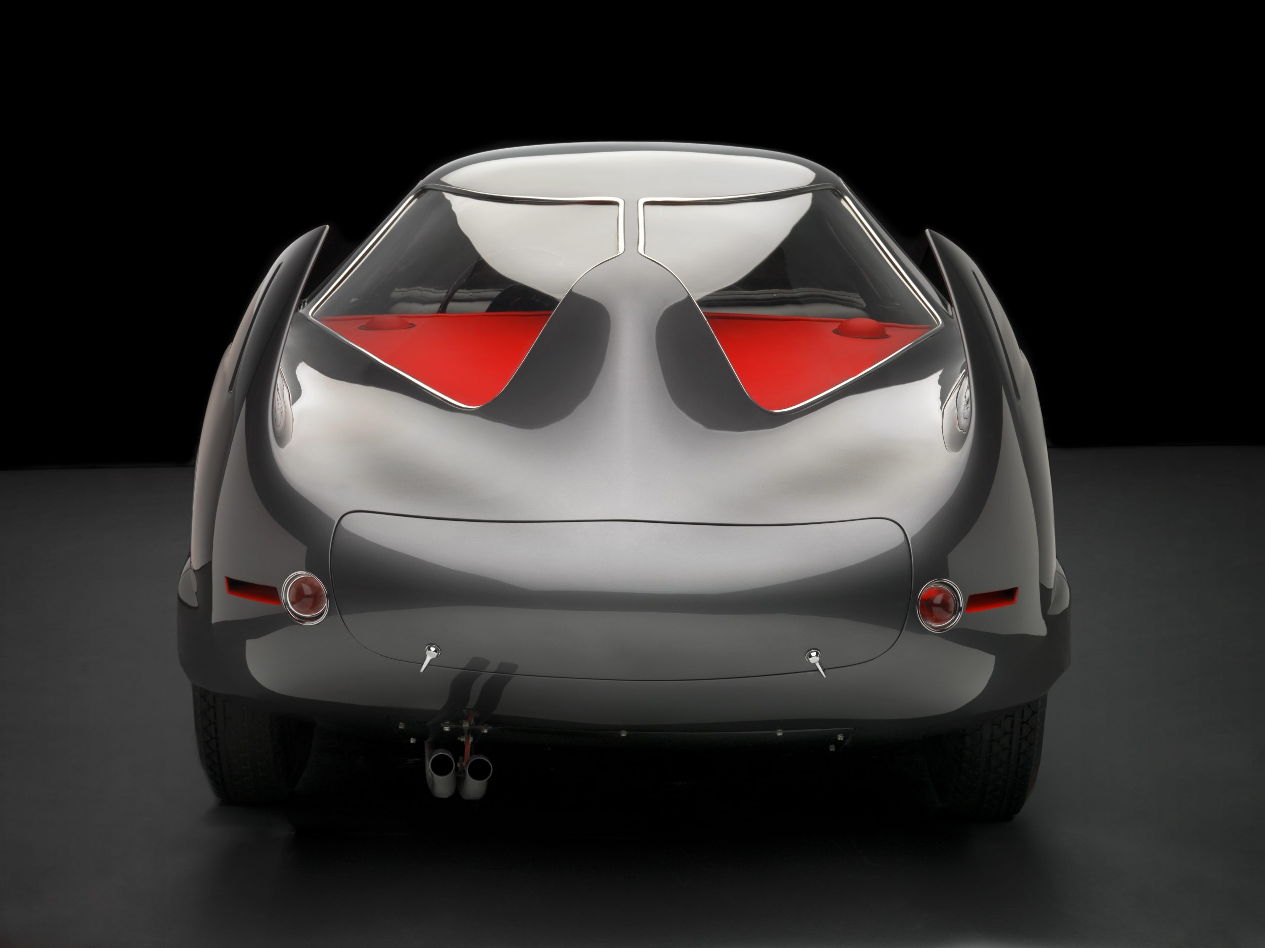 1953 Alfa Romeo Bertone B.A.T 5 rear studio