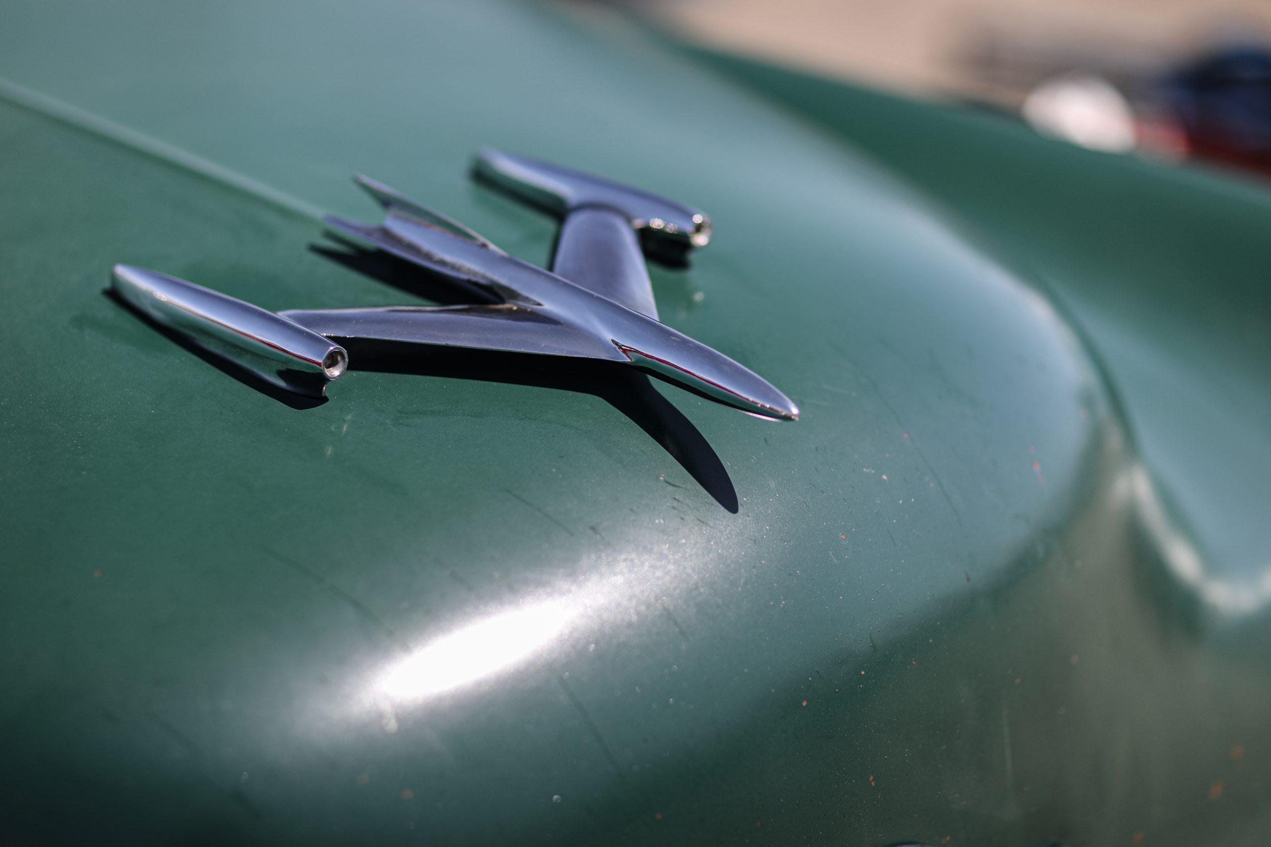 1953 Oldsmobile hood ornament