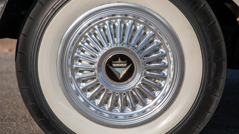 1956 El Morocco hubcap