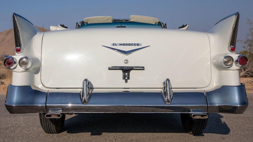 1956 El Morocco rear