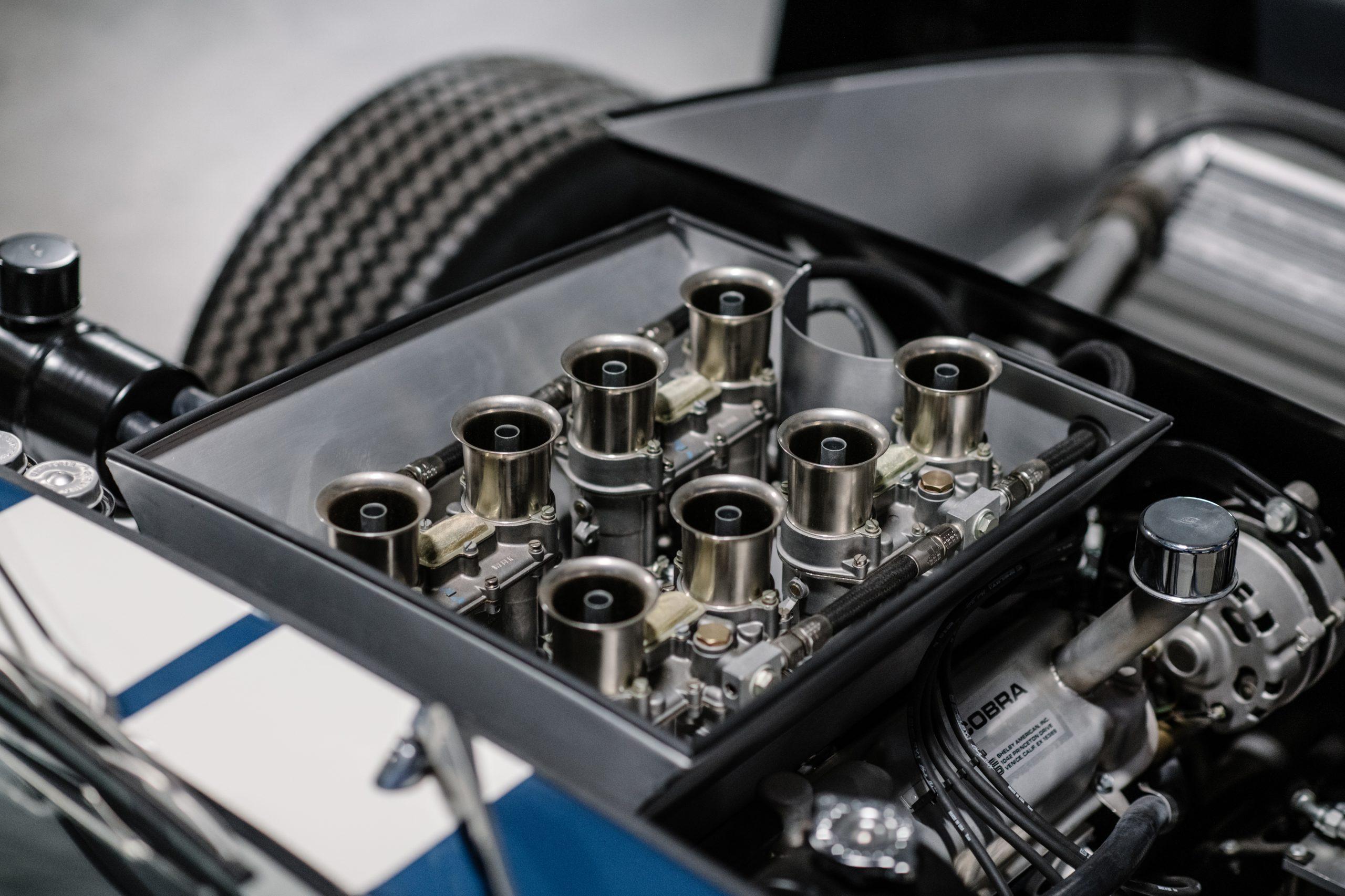 1965 Shelby Cobra Daytona Coupe Continuation