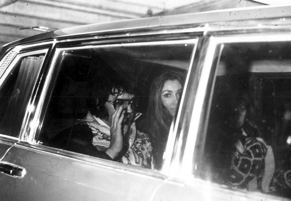 1969 Mercedes-Benz 600 Elvis inside historical