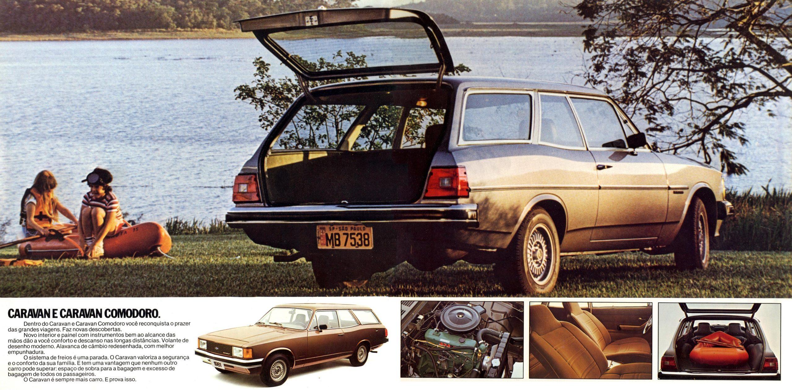 Chevrolet Opala Wagon