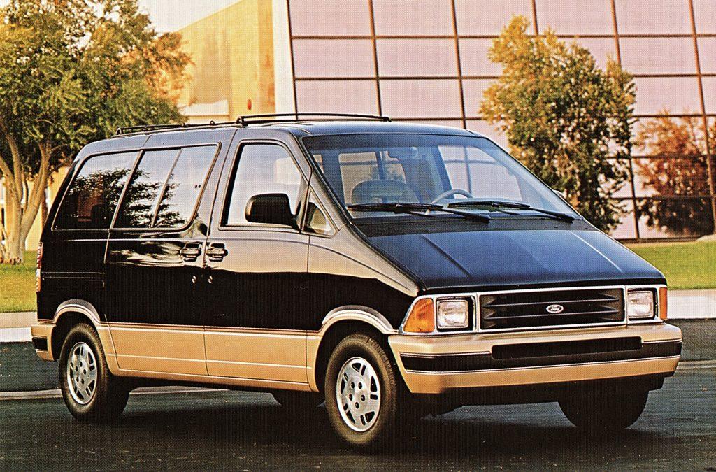 1990 Ford Aerostar Eddie Bauer Edition