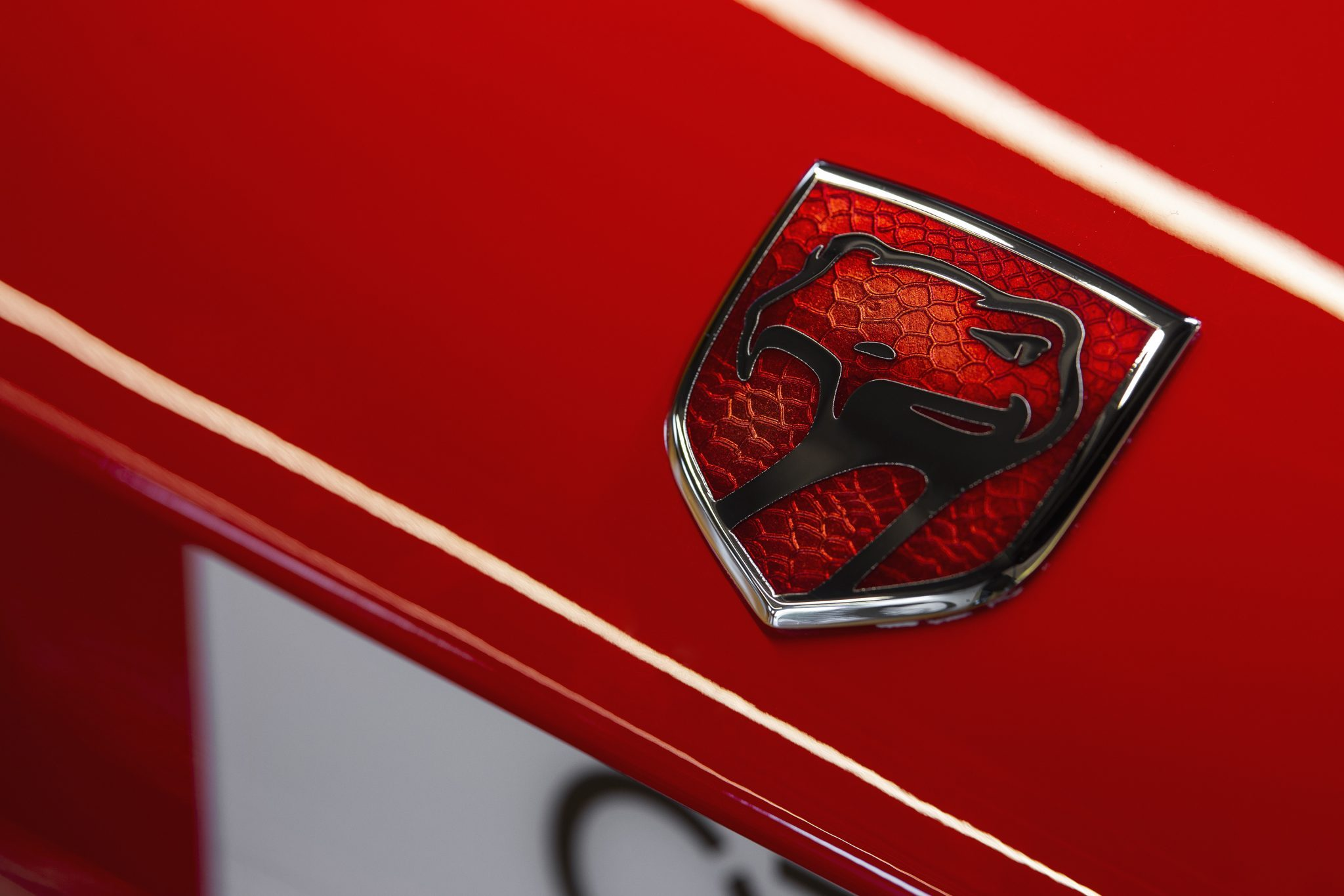 1992 Dodge Viper RT-10 logo emblem badge