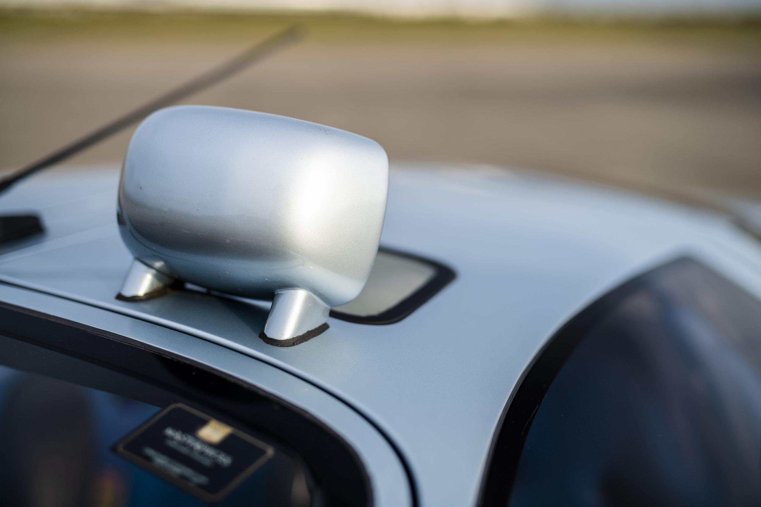 1993 Isdera Commendatore 112i rear mirror
