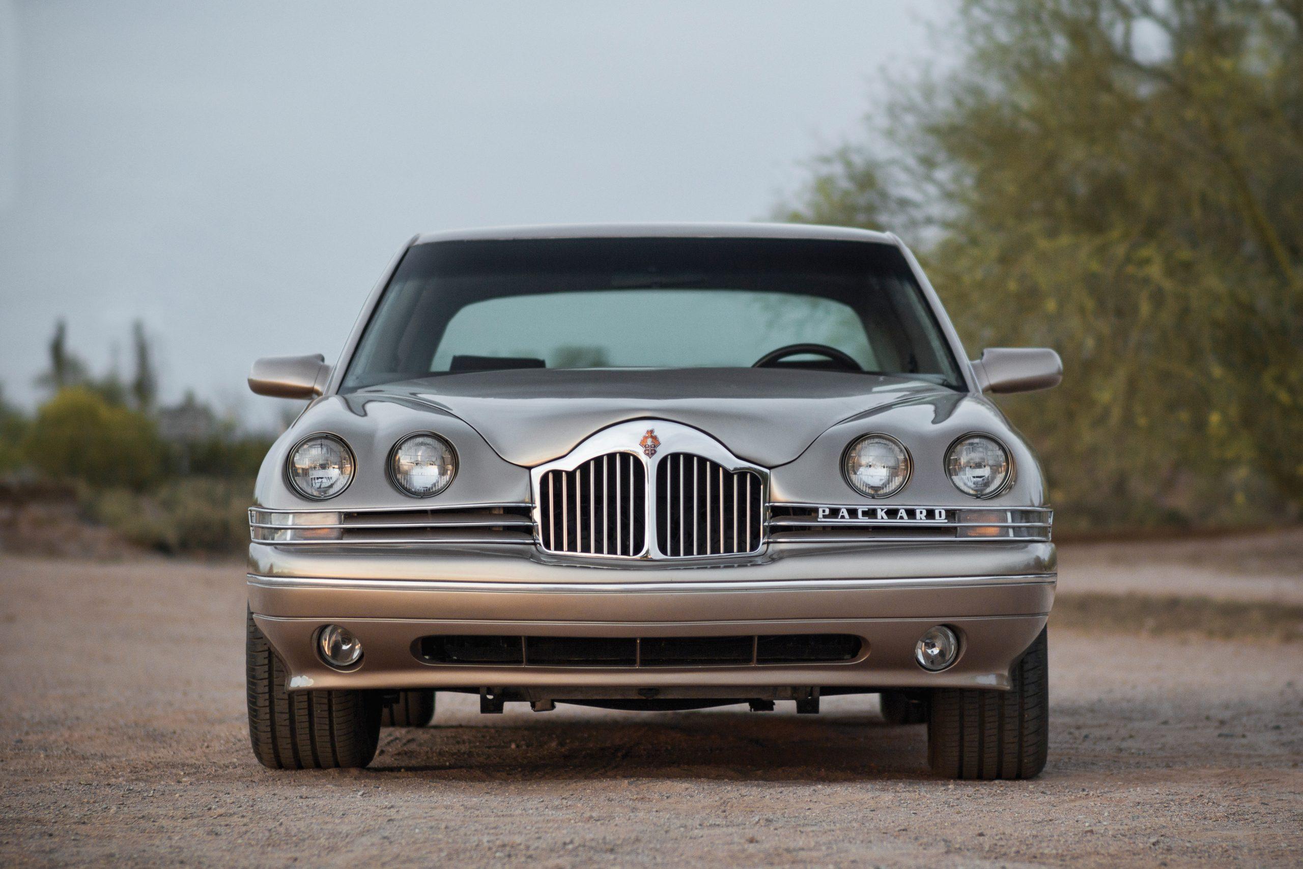 1999 Packard Twelve Prototype front