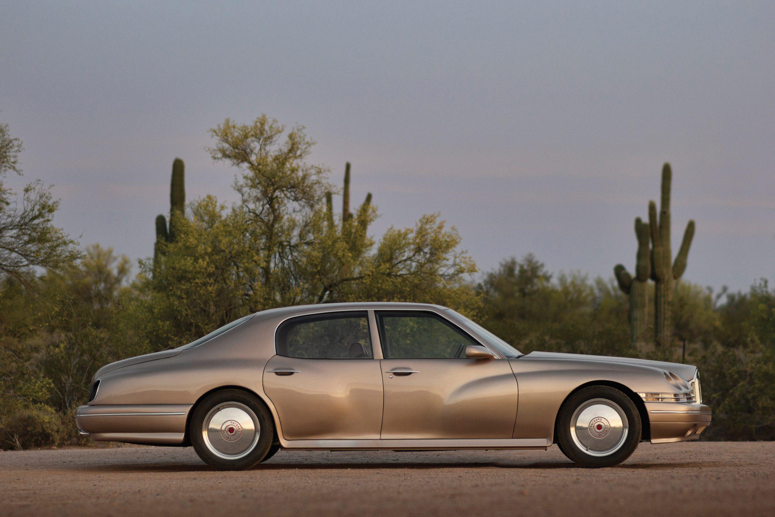 1999 Packard Twelve Prototype side profile