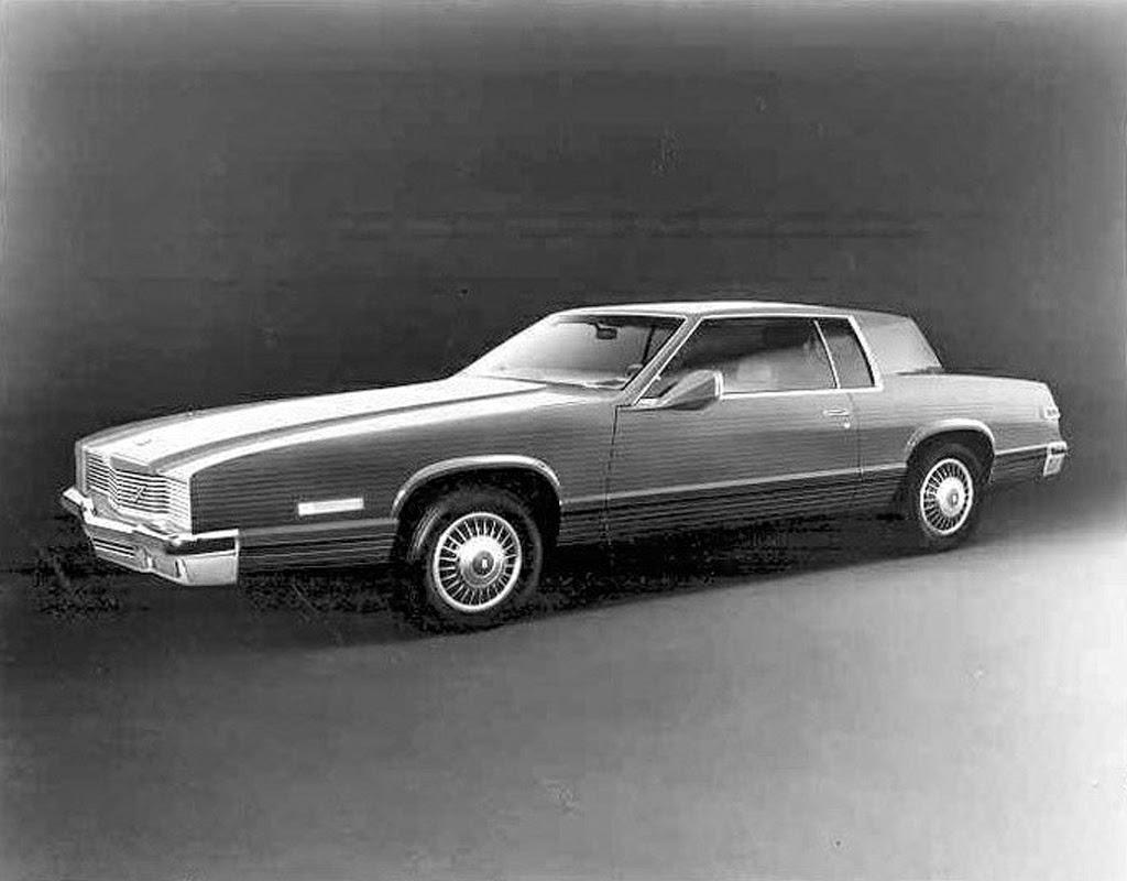 Cadillac Eldorado Pierre Cardin Evolution