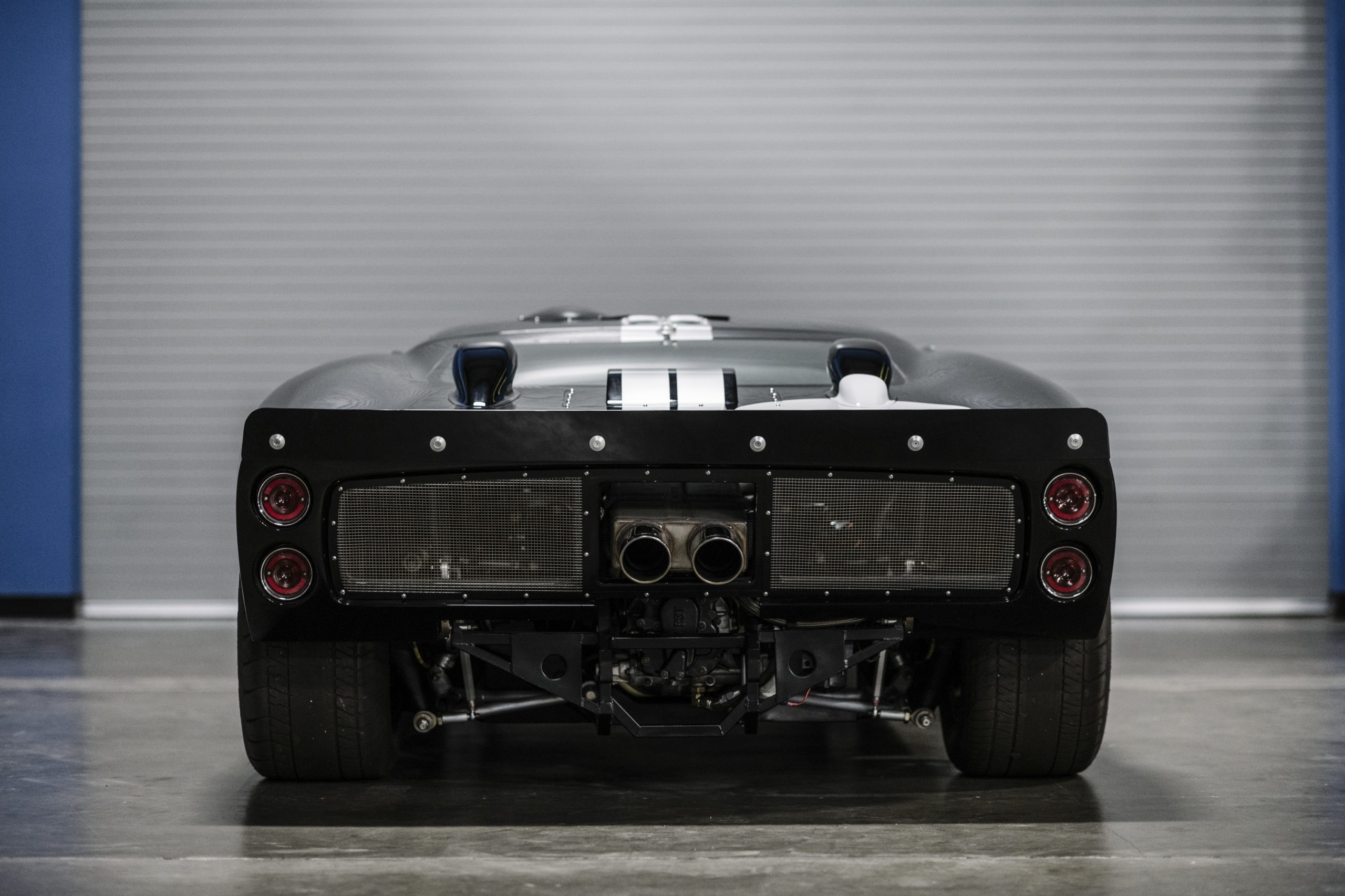 2008 Shelby GT40 Mk II 85th Commemorative Edition