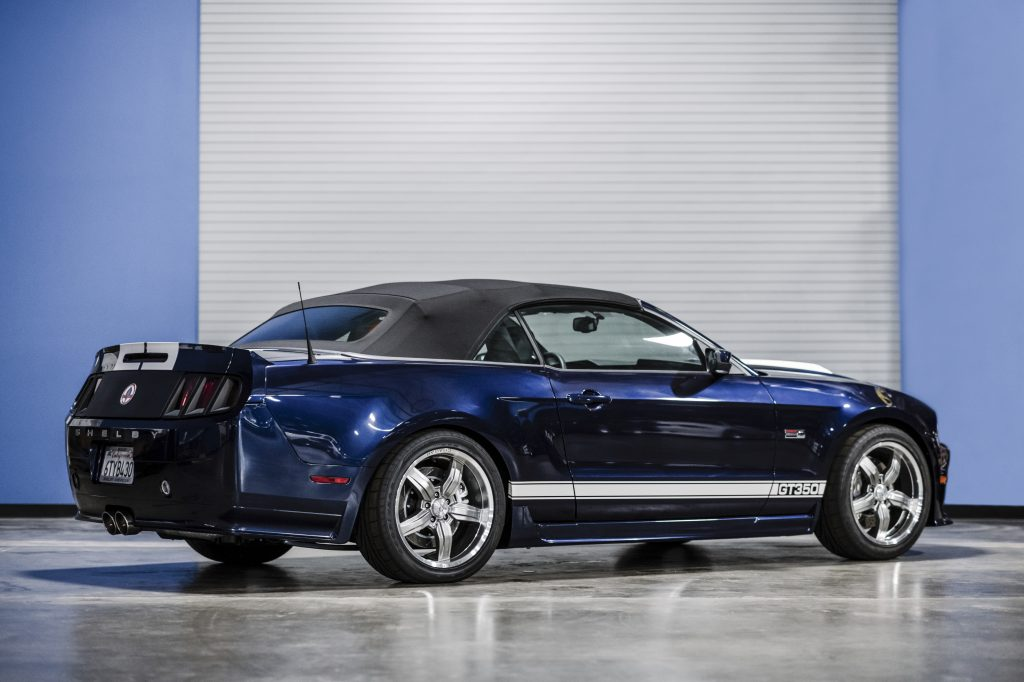2012 Ford Shelby GT350 Convertible