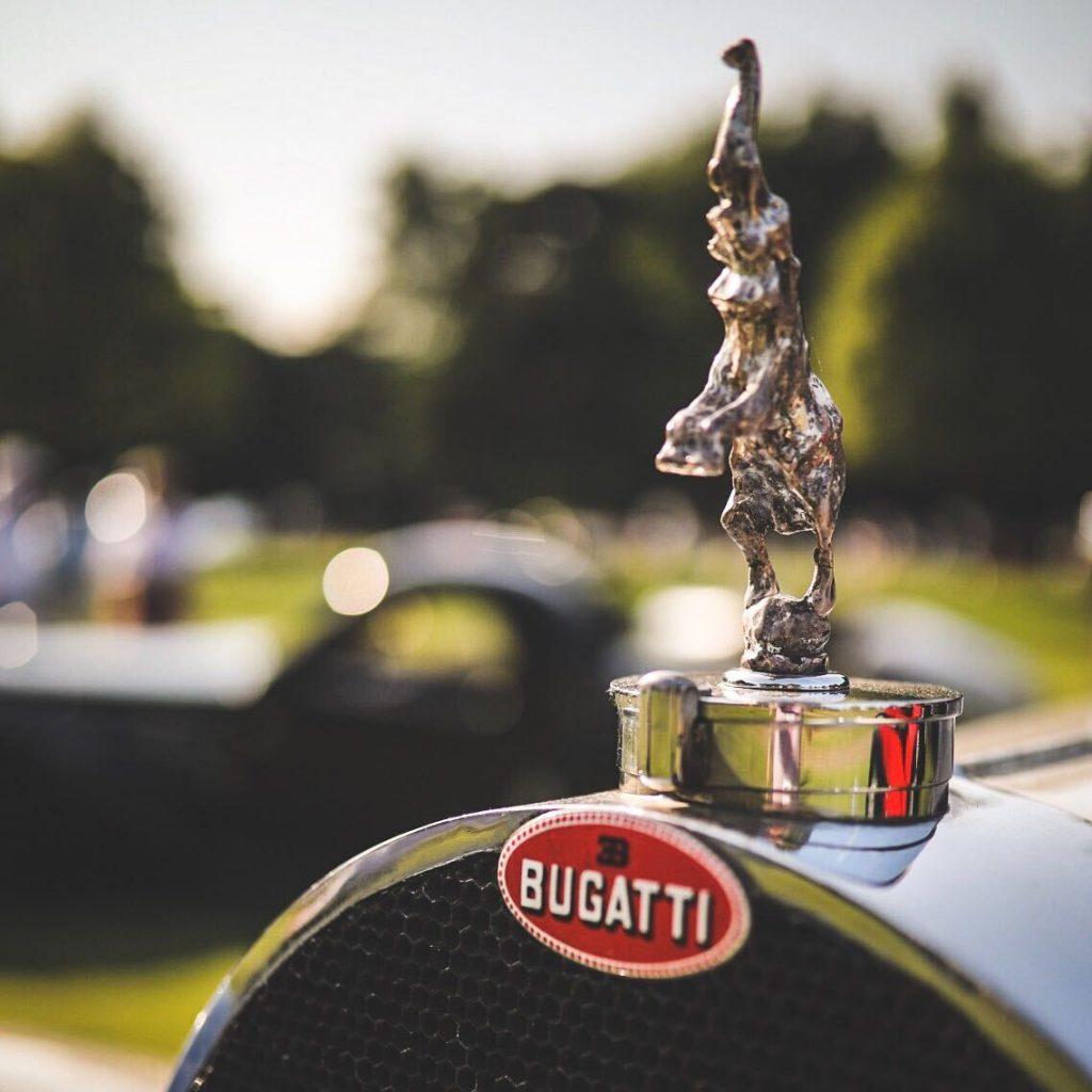 Bugatti elephant Hood Ornament