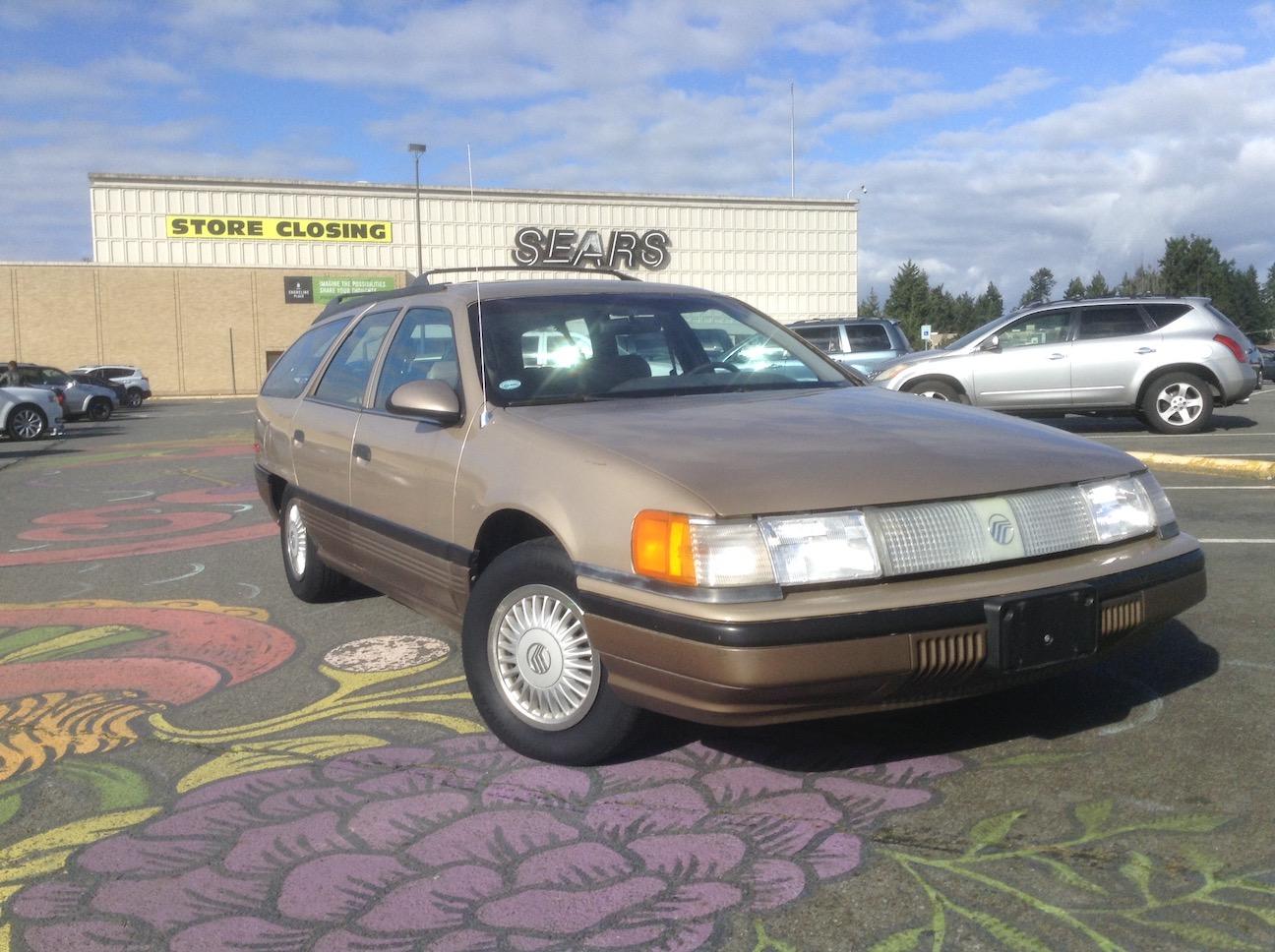 1988 Mercury Sable Wagon