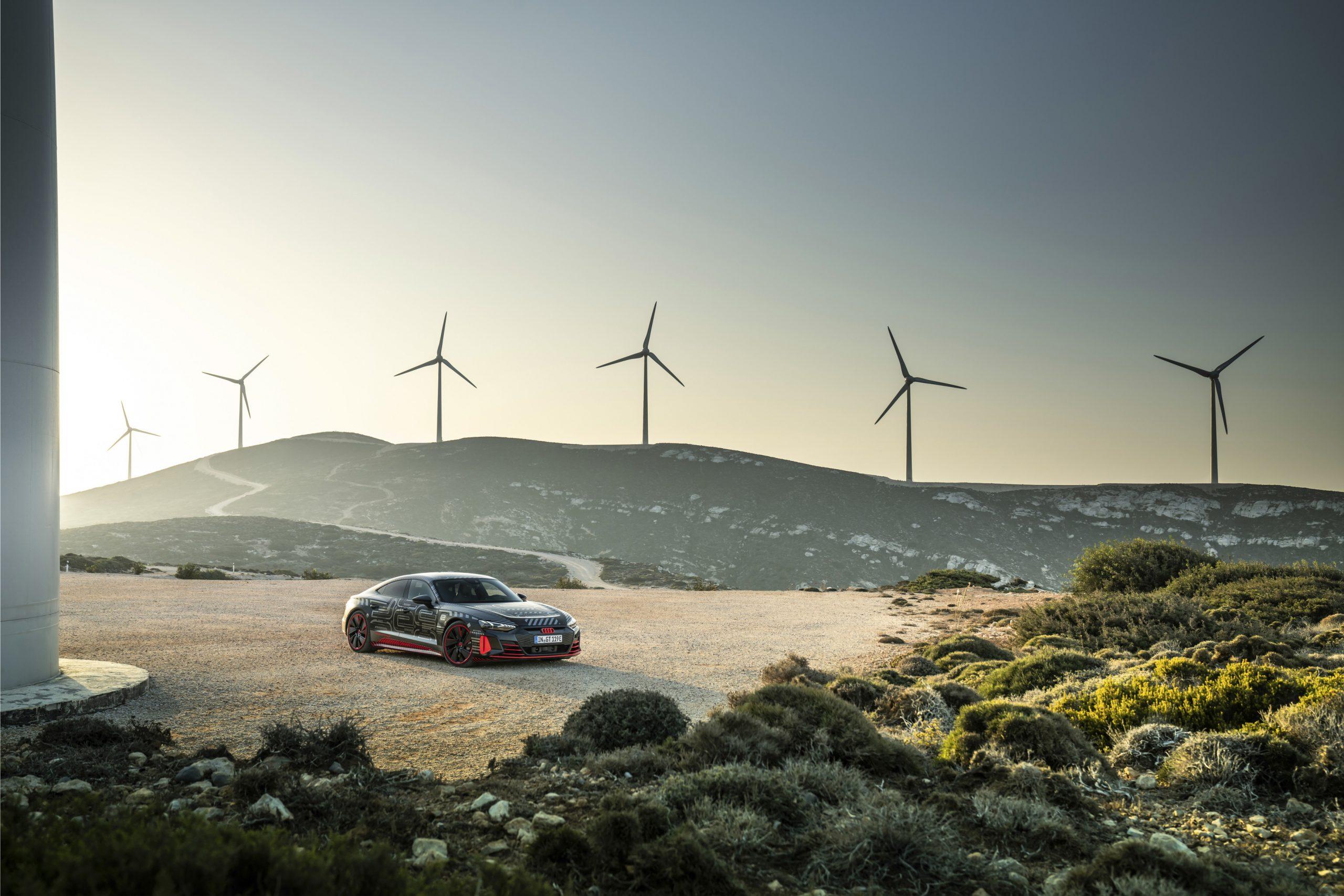 Audi e-tron GT 2