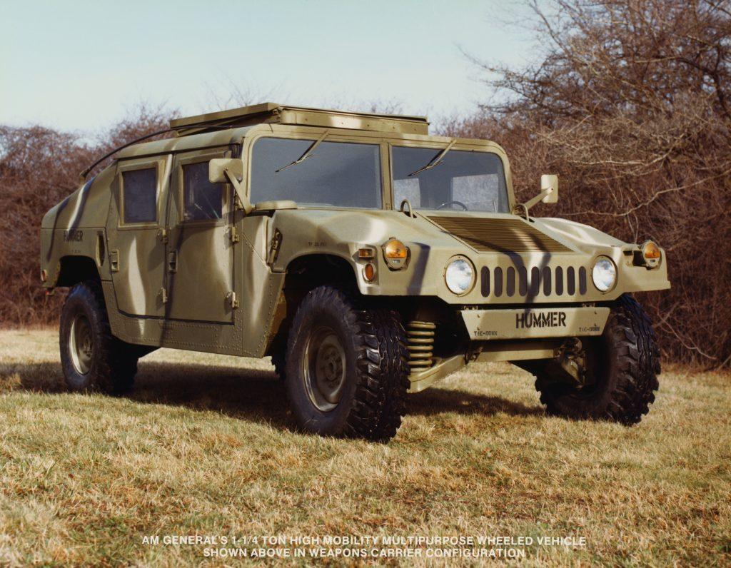 AM General's Multipurpose Hummer