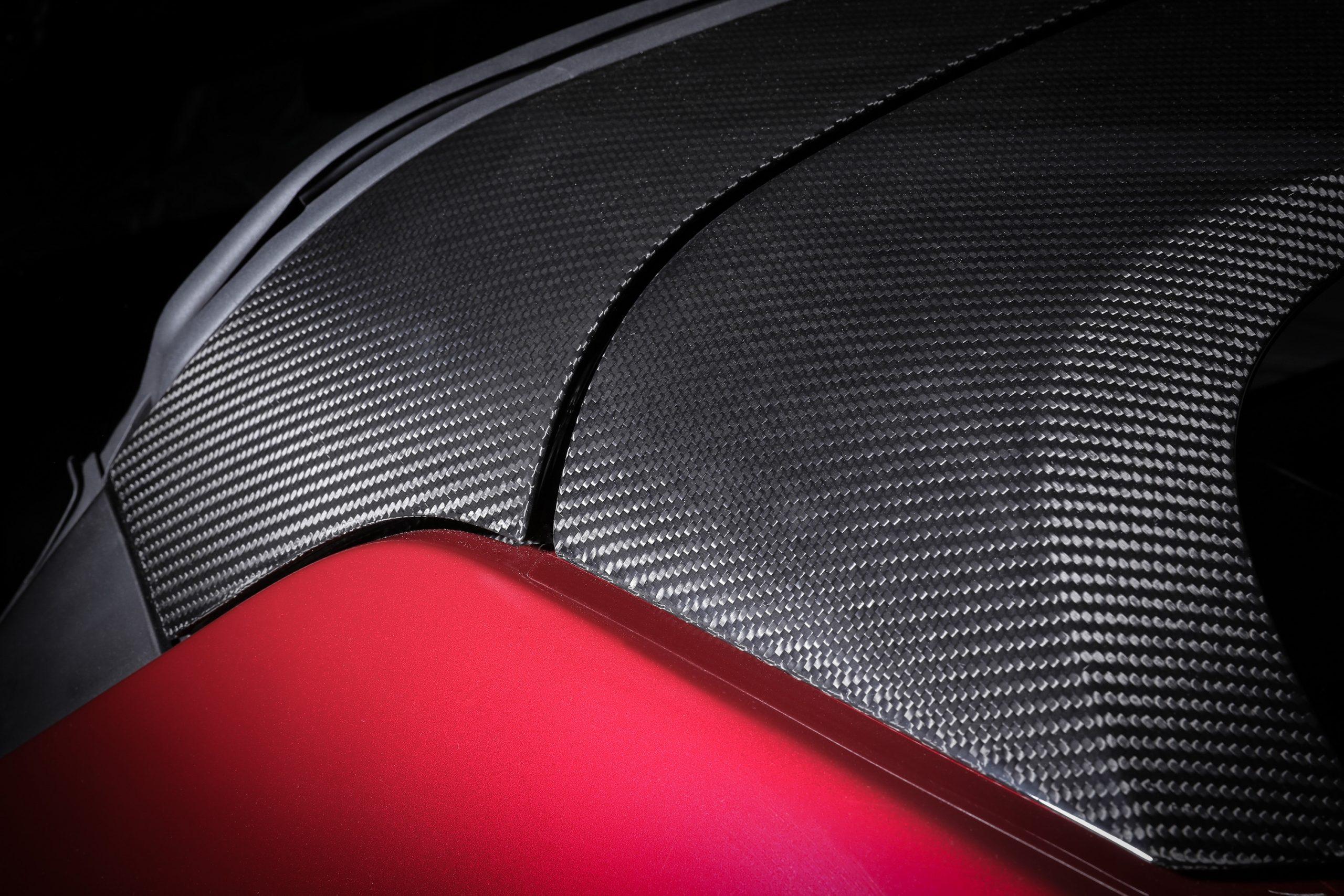 2020 Alfa Romeo 4C Spider 33 Stradale Tributo carbon fiber