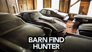 Part 2: Greatest barn find collection known to man | Barn Find Hunter – Ep. 94