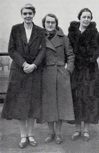 Beatrice Shilling and female RAE engineers