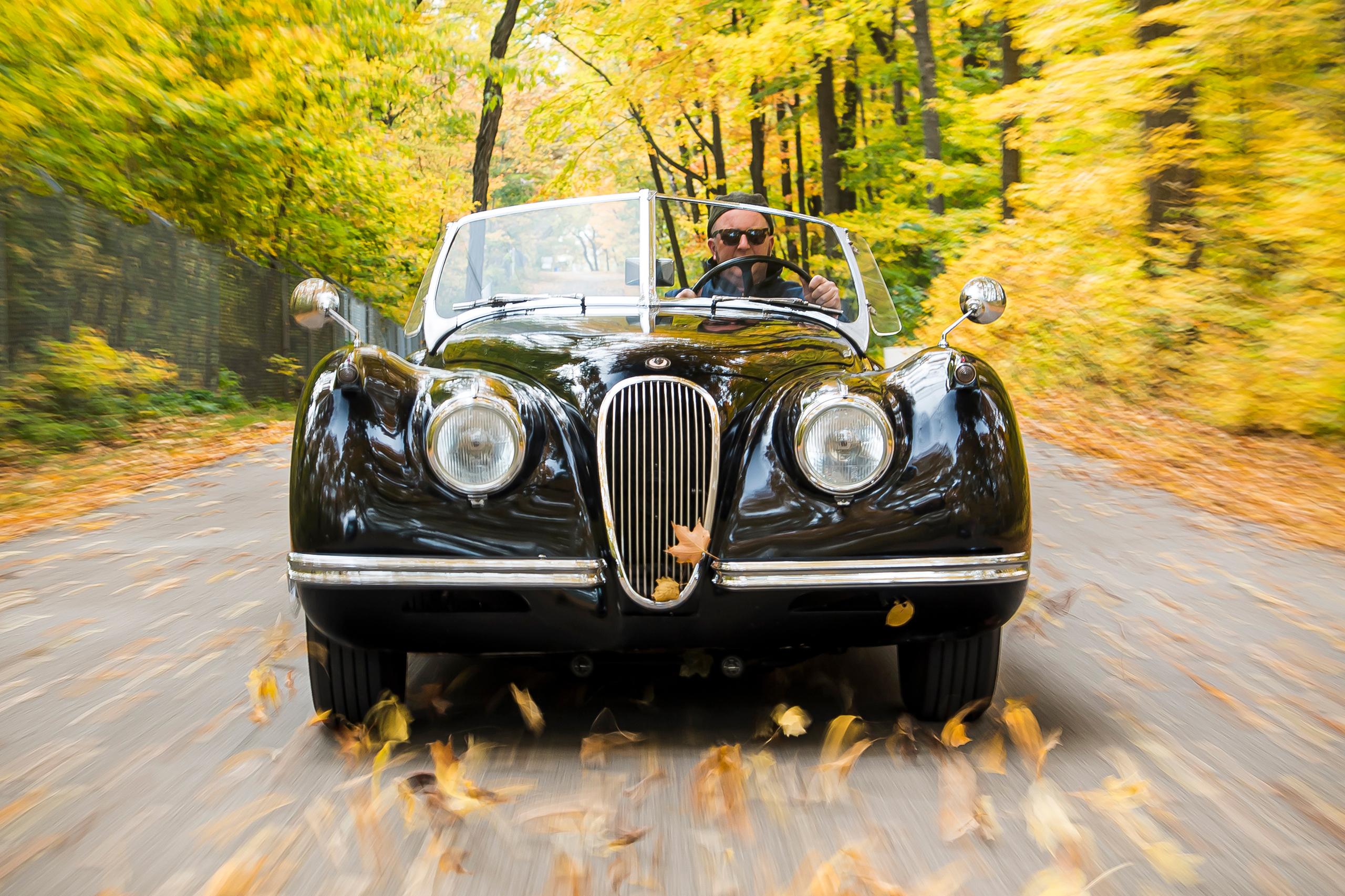 1948-54 Jaguar XK