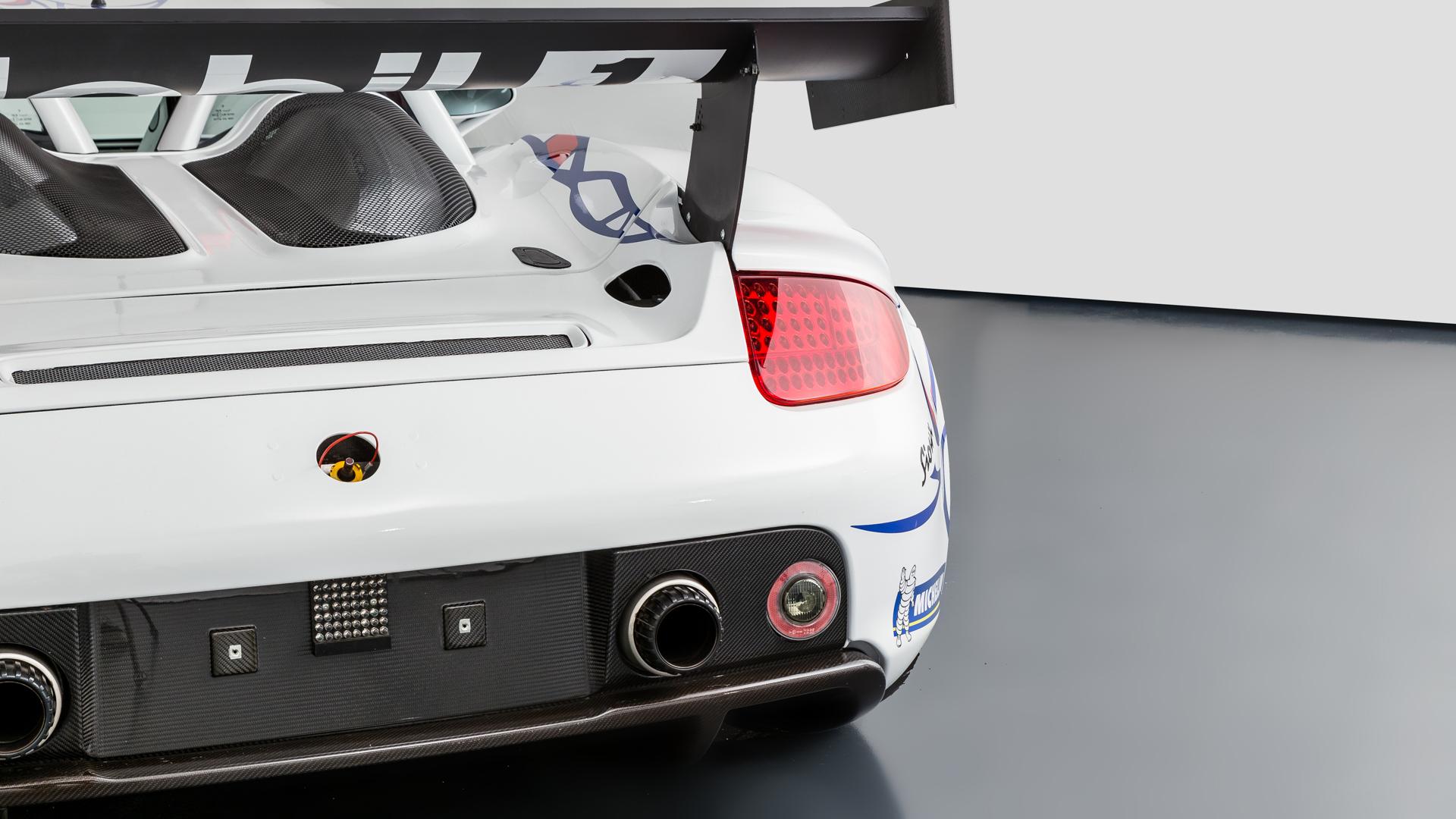 Carrera GT Racecar rear
