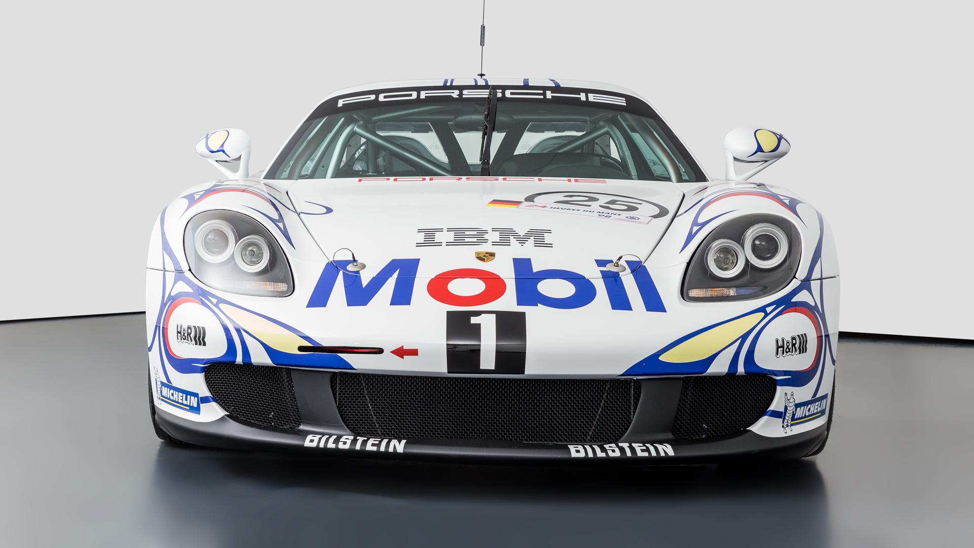 Carrera GT Racecar front