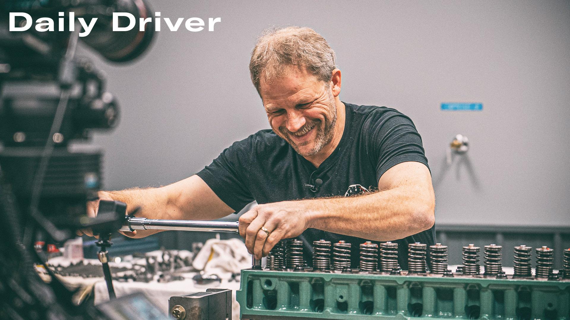 Daily Driver 107 Davin Reckow torque bolts