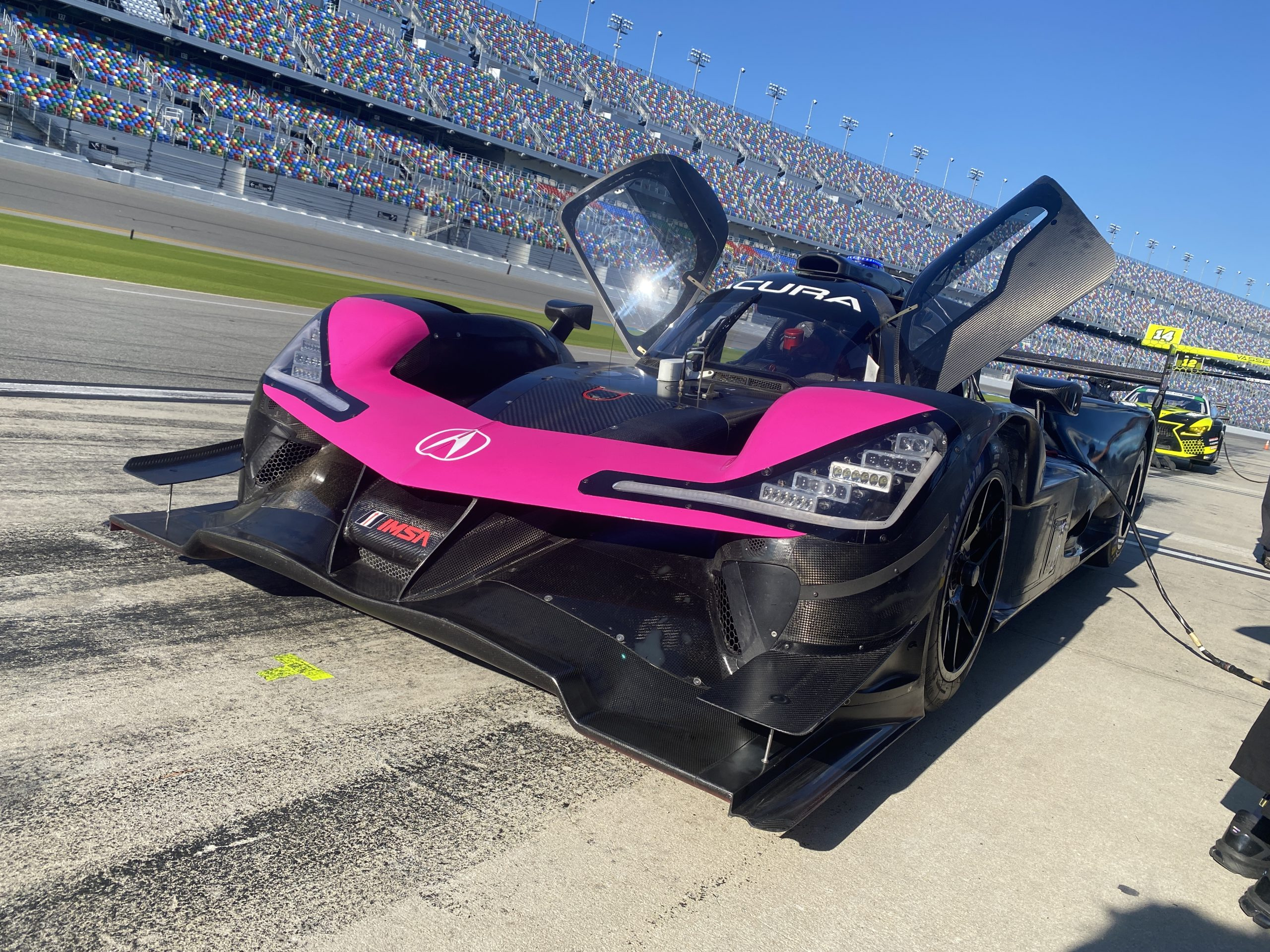 Acura entering LMDh to challenge Porsche and Audi in 2023