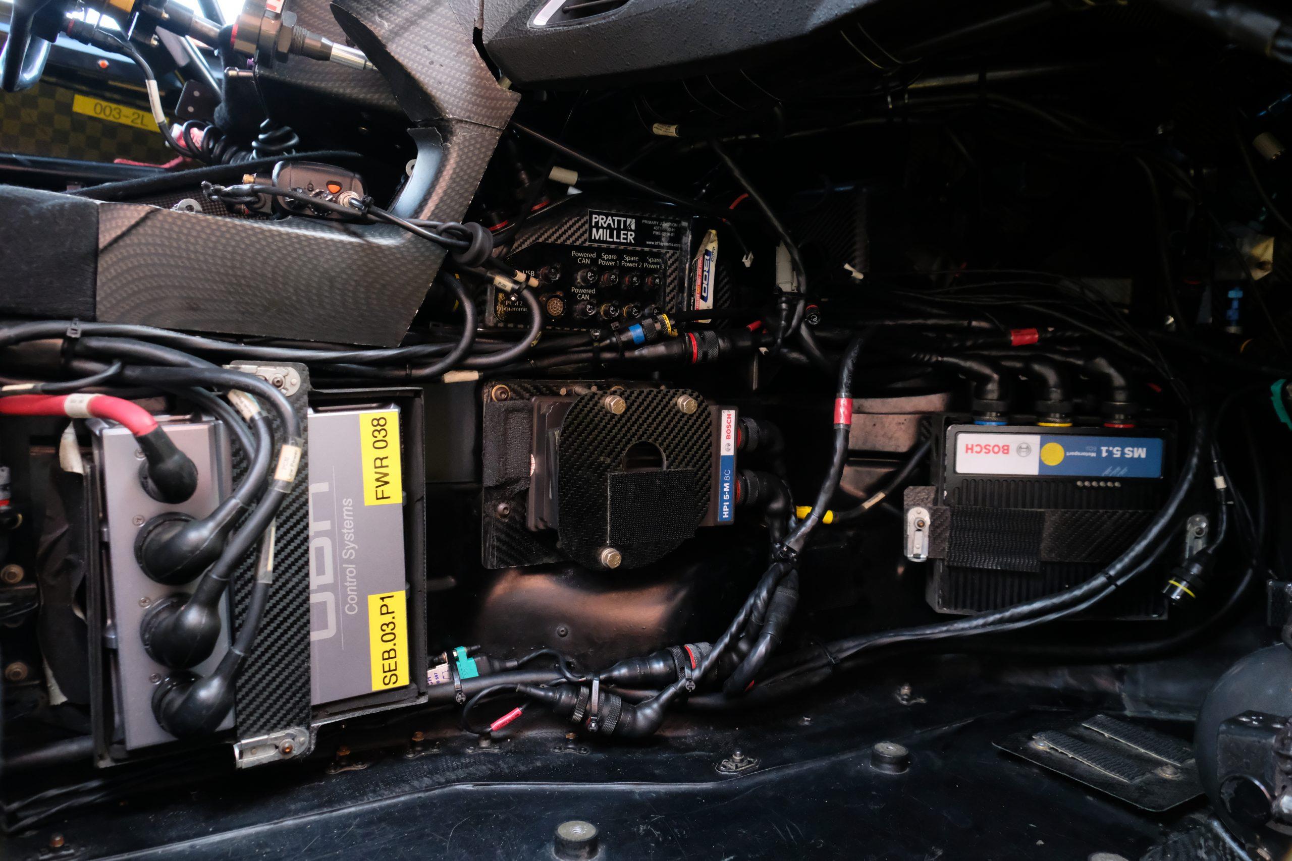 2015 corvette c7.r interior