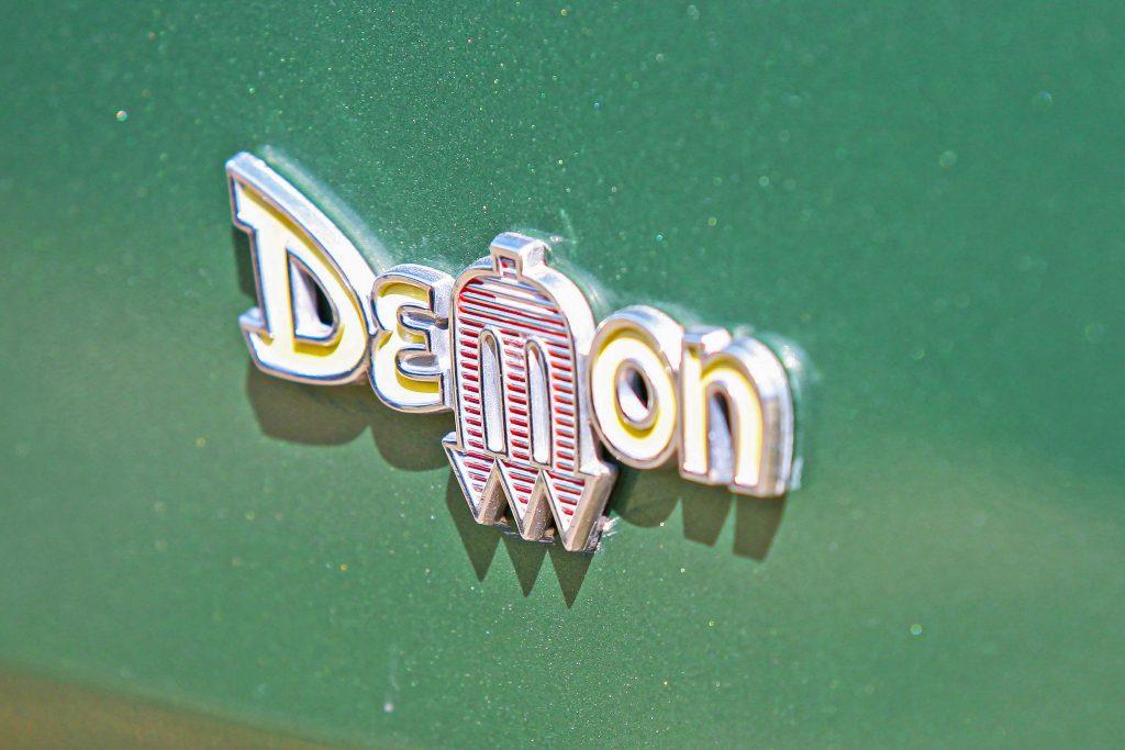 Dodge Demon Emblem
