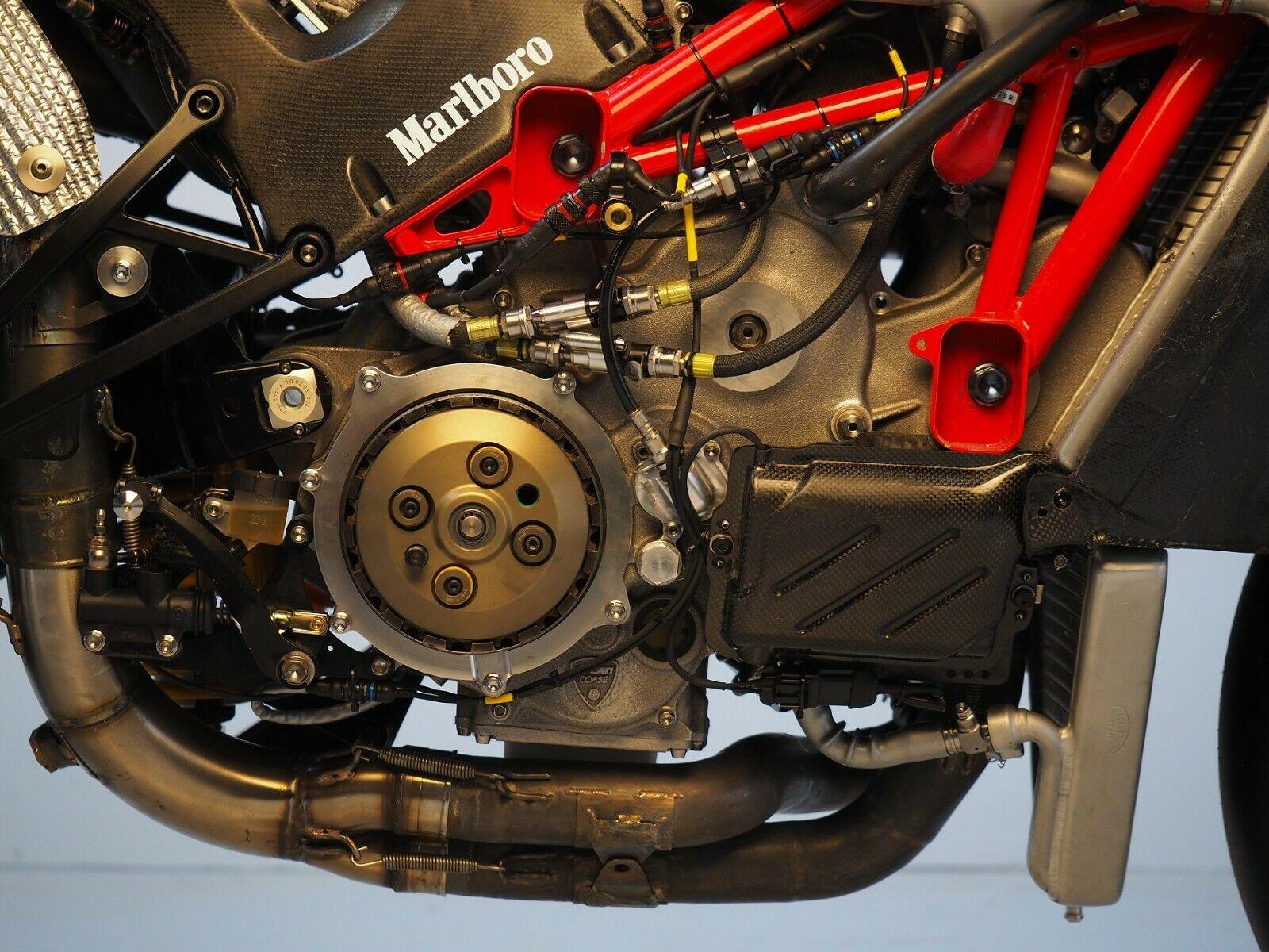 Ducati GP3 engine