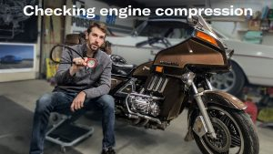 Checking engine compression | Kyle's Garage – Ep. 23