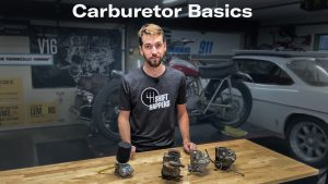 Carburetor Basics   Kyle's Garage – Ep.24