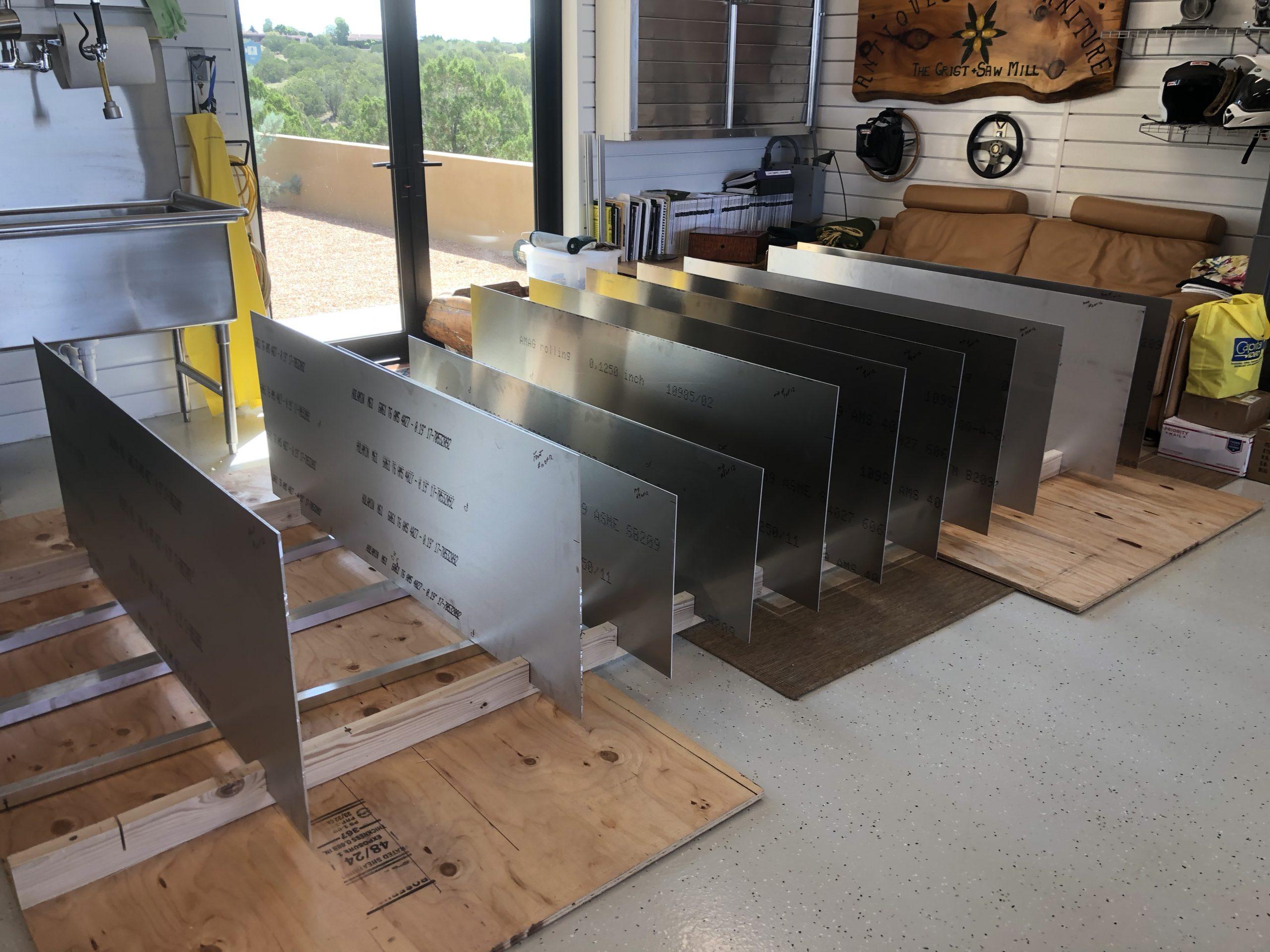 Lulu Custom build squared panels