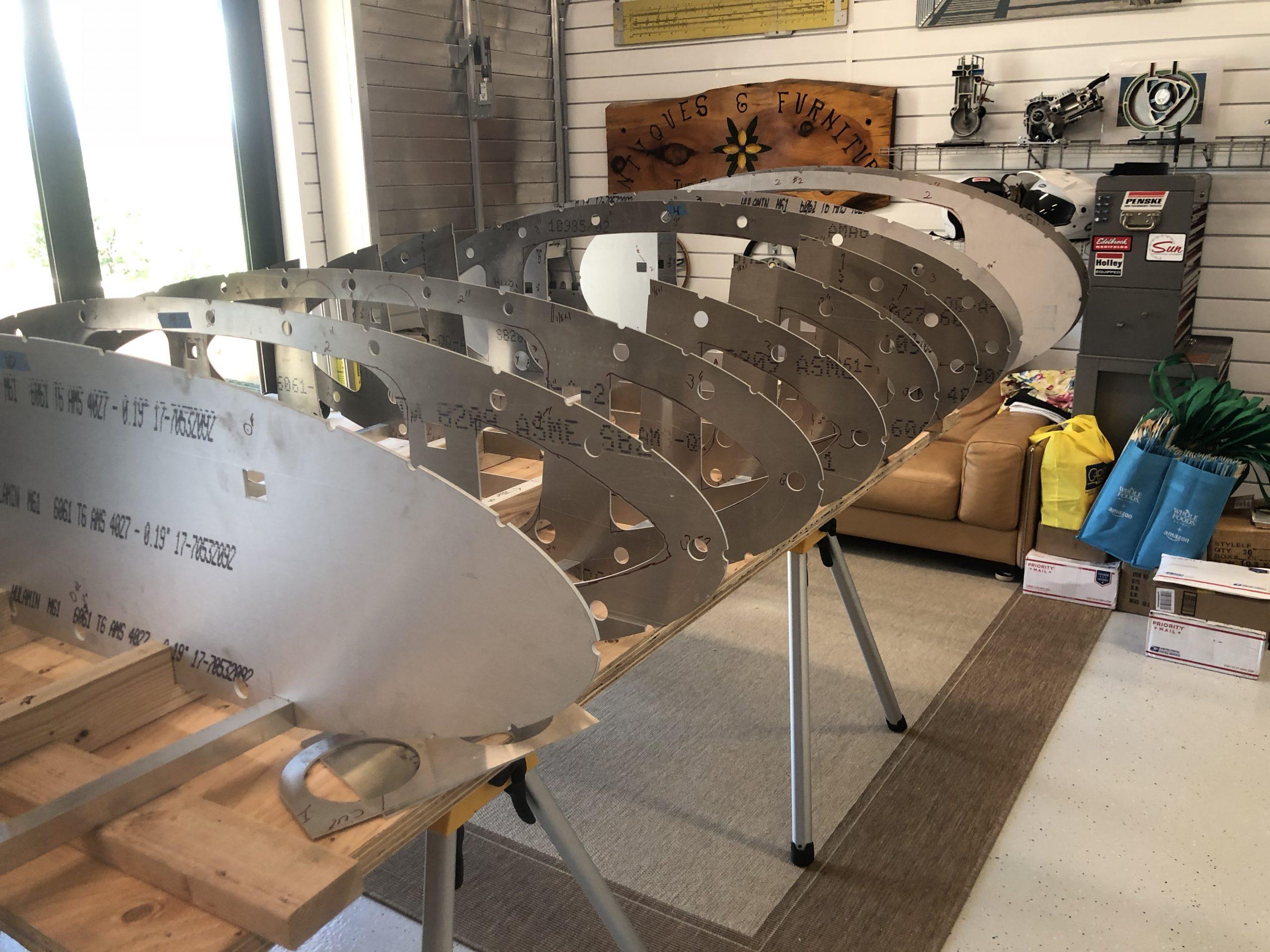 Lulu Custom build cut panels