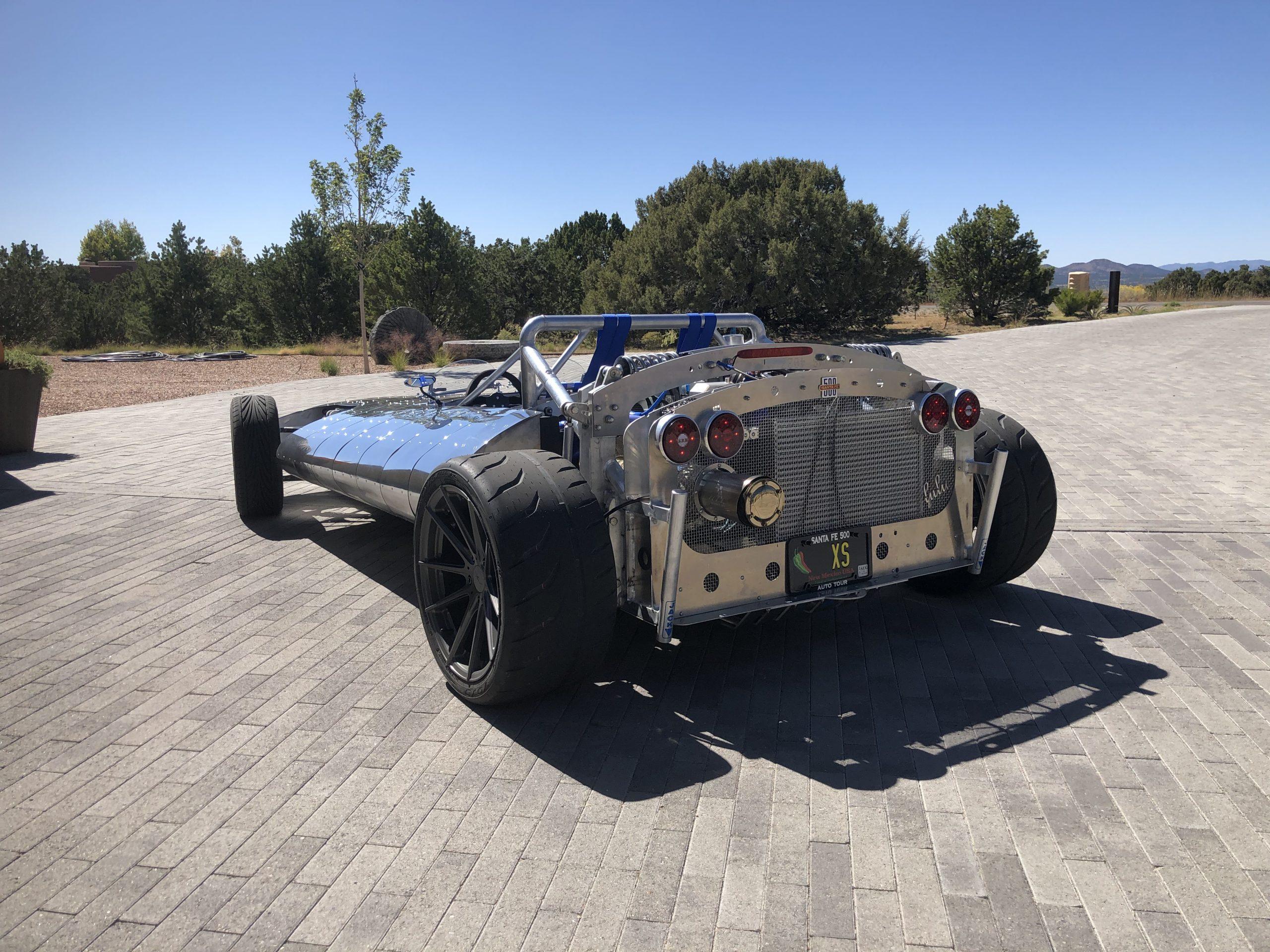 Lulu Custom rear three-quarter