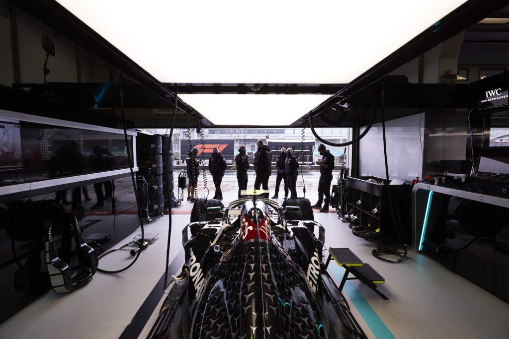 2020 Eifel Grand Prix Formula 1 Petronas