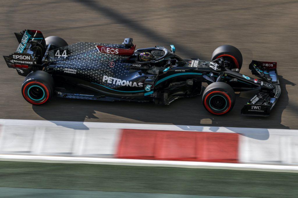 2020 Formula 1 Petronas Abu Dhabi Grand Prix